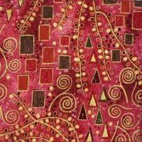 Gustav Klimt Painting