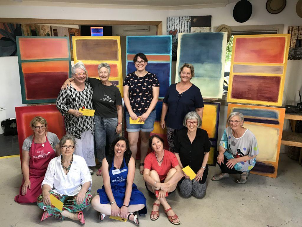 Splashout Art Workshop