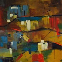 'Retrospective' Artist: Kathy Doley $310