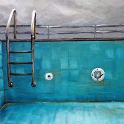 'Summer's Coming' Artist:  Johanna Leaf-Milham $180
