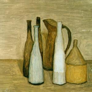 giorgio morandi s art style and the