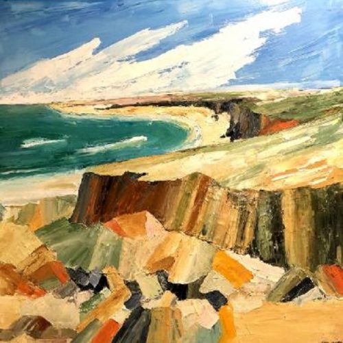 'Coastal 0003' by Lisa Ingerson